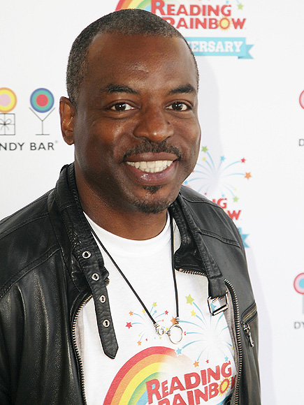 LeVar Burton Reading Rainbow Kickstarter Return Interview