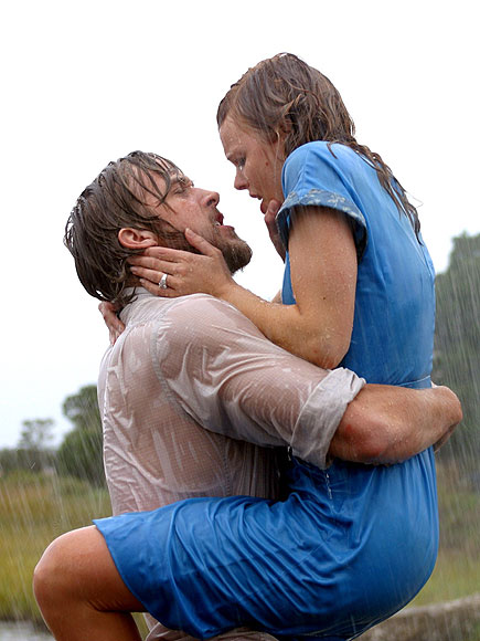 The Notebook Turns 10: Romantic Moments and Quotes