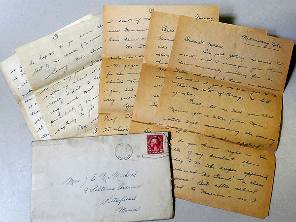Lost Letter From Maine Delivered 83 Years Later
