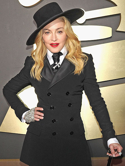 Madonna on Jury Duty: Pop Legend Performs Civic Duty at Manhattan Courthouse