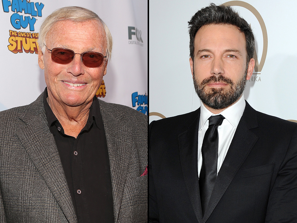 Adam West Shares His Thoughts on Ben Affleck as Batman