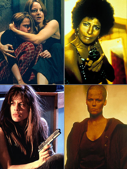 The Expendables: See Our Dream Team of Female Action Heroes