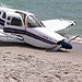 Small Plane Crashes into Father and Daughter Walking on Florida Bea