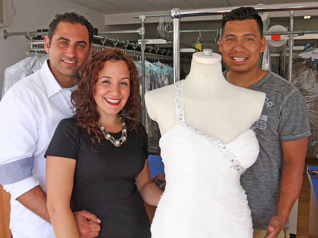 Wedding Dress Lost in Hurricane Sandy Reunited with Owner