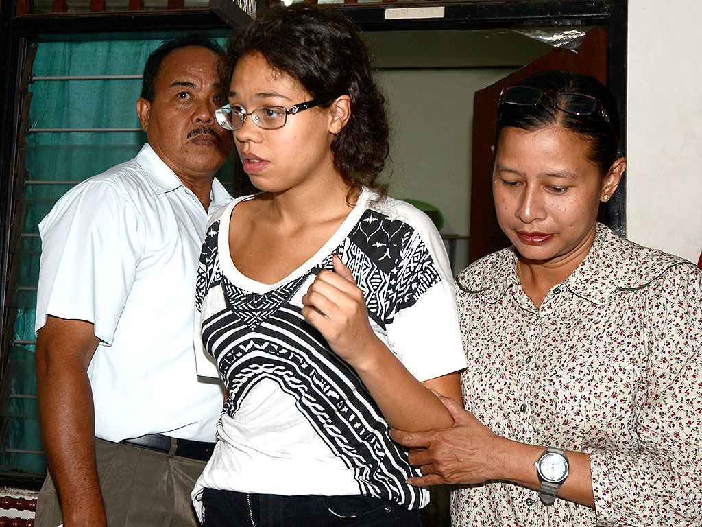 Bali Murder Victim Stuffed into Suitcase: Suspect Heather Mack Pregnant