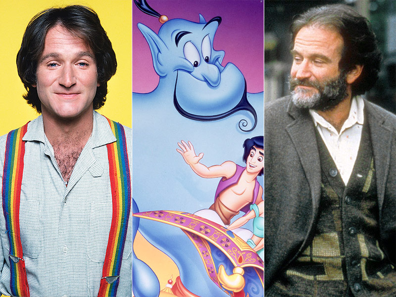 Robin Williams Dead: See the Actor's 9 Most Beloved Roles