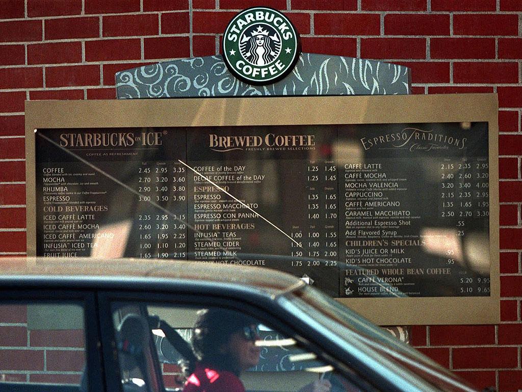 Florida Starbucks Pay it Forward