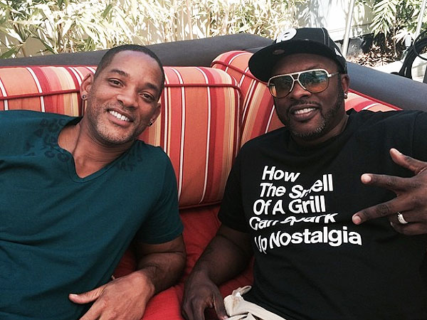 Will Smith Reunited With Dj Jazzy Jeff To Perform