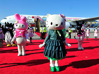 Hello Kitty Not a Cat: 9 Bizarre Places You Can Find This Phony Feline