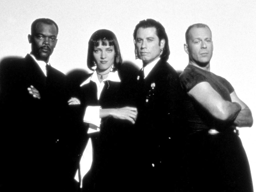 Pulp Fiction 20th Anniversary Casting Choice