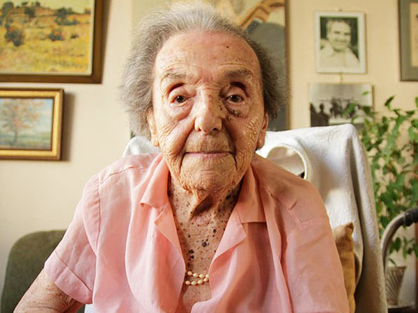 Alice Herz-Sommer, Oldest Known Holocaust Survivor, Dies at 110