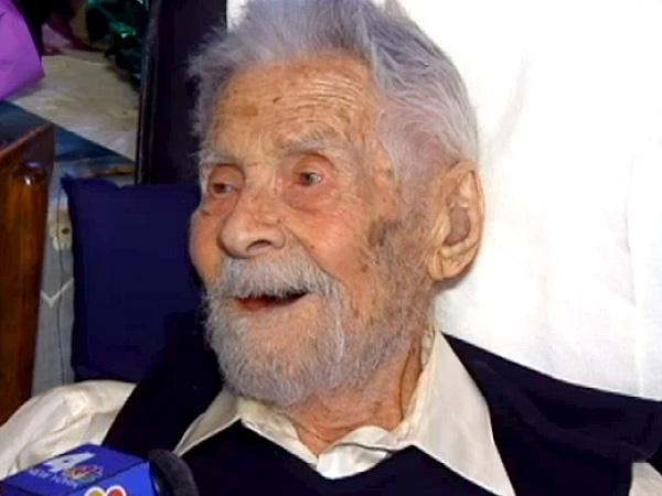 World's Oldest Man Dies in New York at 111