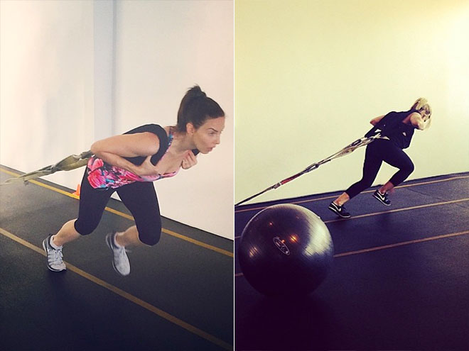 Who Would You Rather Work Out With People Com Mobile