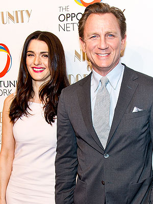 Rachel Weisz & Daniel Craig Step Out to Support The Opportunity Network