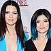 Kendall and Kylie's Latest Fa