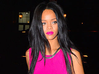 Rihanna's Summer Wardrobe MO Involves Lots of Sexy Slip Dresses (PHOTOS)