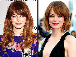 See Emma Stone's Adorable New Bob! (PHOTO)
