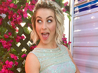 Julianne Hough's DWTS Week Two Look Was 'Post-Apocalyptic Princess'