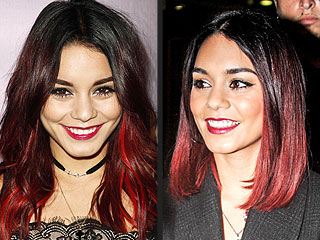 Vanessa Hudgens Gets a Chic Lob (PHOTO)