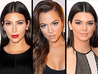 3 Thanksgiving Beauty Looks to Try (Inspired by Kim, Khloé and Kendall!)