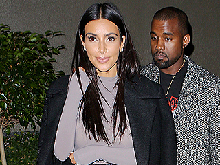 Kim Kardashian Wore Fur-Lined Strappy Stilettos, and Yes, There are Photos