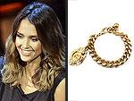 I Really Love My: Jessica Alba's Bracelet & More!
