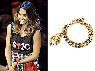 I Really Love My: Jessica Alba's Bracelet & More!