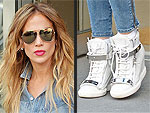 I Really Love My: Jennifer Lopez's Sneakers & More!