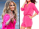 You Asked, We Found: Jennifer's Romper & More!