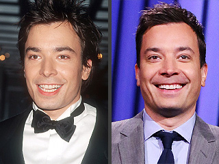 Jimmy Fallon Is 40! See His Changing Looks