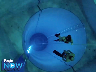 Check Out the World's Deepest Pool