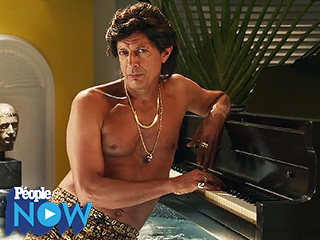 Hairy Situation! Watch Jeff Goldblum's Wacky New Commercial