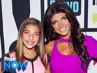 Teresa Giudice's Daughter Gia, 13, Covers Britney Spears