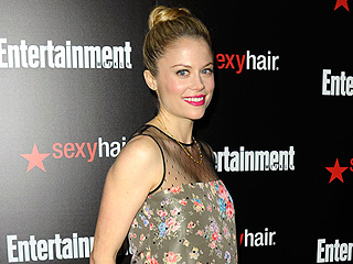 Claire Coffee Debuts Her Baby Belly (In a Totally Affordable Outfit!)