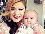 Like Mother, Like Daughter: See Kelly Clarkson's Baby Pic Next to River's!