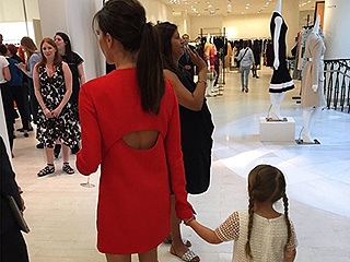 Victoria Beckham Shares Sweet Pic of Her 'Best Friend' – Daughter Harper