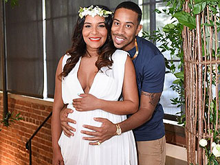 Ludacris' Wife Eudoxie Celebrates Secret Garden Baby Shower (PHOTOS)