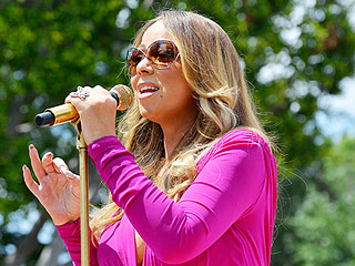 Mariah Carey: I Don't Want to Be a Stage Mom (But My Kids Love to Sing!)