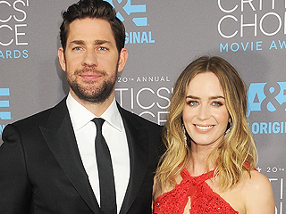 John Krasinski and Emily Blunt Want to Give Daughter Hazel a Sibling: 'We've Got to Give Her Some Competition at Some Point'