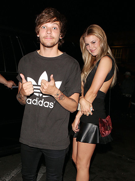 Louis Tomlinson and Briana Jungwirth's Reach Agreement Over Baby Freddie: Source