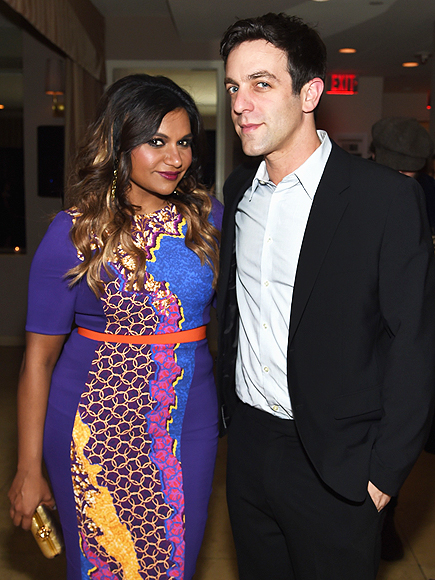 From TIME: Mindy Kaling Reveals Details of New Book With B.J. Novak