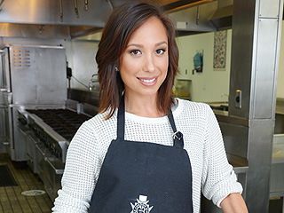 See What Cheryl Burke Cooked for Her First Holiday Meal