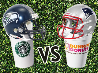 Seattle's Starbucks vs. New England's Dunkin' Donuts – There's One Clear Winner Here
