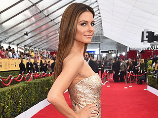 Maria Menounos: 'I Eat Like I'm Going to Play in a Football Game'