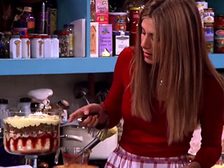 A Friends Fan Recreates Rachel's Infamous Thanksgiving Trifle – Does It Really Taste Like Feet?