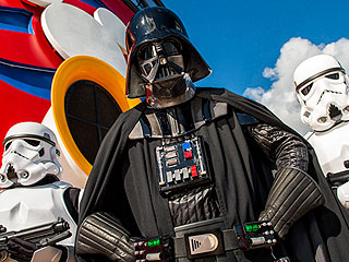 Disney Cruises Will Be Taking Guests To a Star Wars Galaxy Far, Far Away