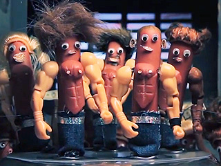 Watch Steamy Magic Mike XXL Performed by ... Hot Dogs?