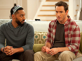 Get the Look of Mark-Paul Gosselaar's Truth Be Told TV Home