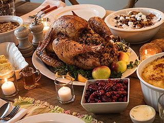 FROM HELLOGIGGLES:Why You Shouldn't Worry About Gaining Weight on Thanksgiving
