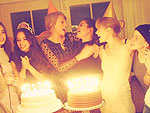 The Slice Is Right! The Best Celebrity Birthday Cakes | Selena Gomez, Taylor Swift